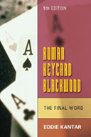 Roman Keycard Blackwood, 5th ed.