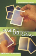Positive Defense at Bridge