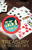 A Treasury of Bidding Tips