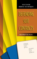 TYBT 09 Defending Suit Contracts
